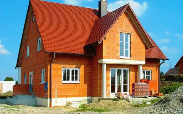 Дома из керамических блоков