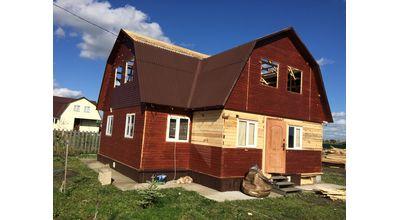 Каркасный дом Коломенский р-н , д. Солосцово
